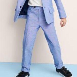 Boys linen suit pants